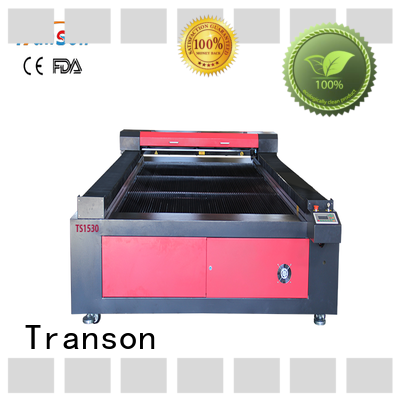 Transon industrial laser engraver cutting machine custom