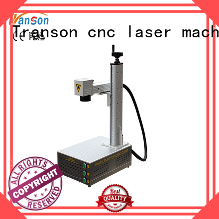 Transon industrial fiber laser marker cnc best factory price