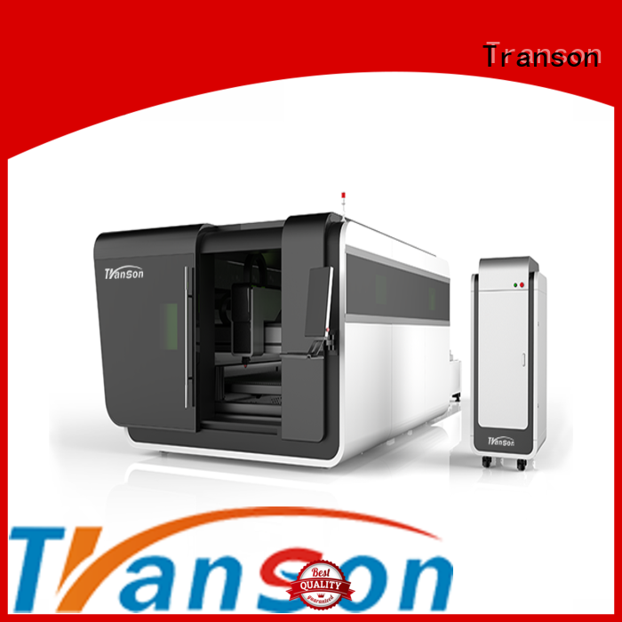 Transon metal cutting machine laser cutting machine for metal popular for metal