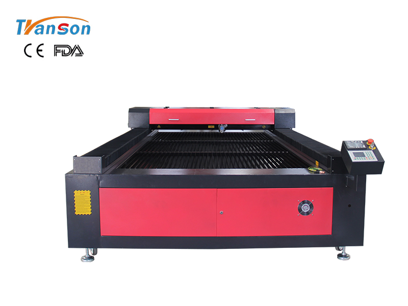 Mixed Metal And Nonmetal CO2 Laser Cutter TSH1530