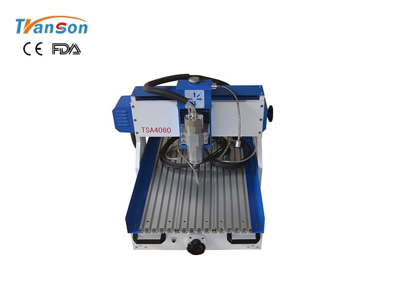 TSA4060 6090 mini cnc router 3D engraving machine