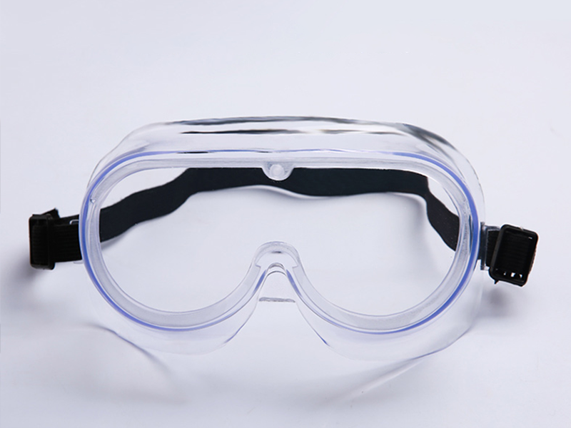 Safety goggles protective glasses hermetically sealed protect eyes from virus dust wind