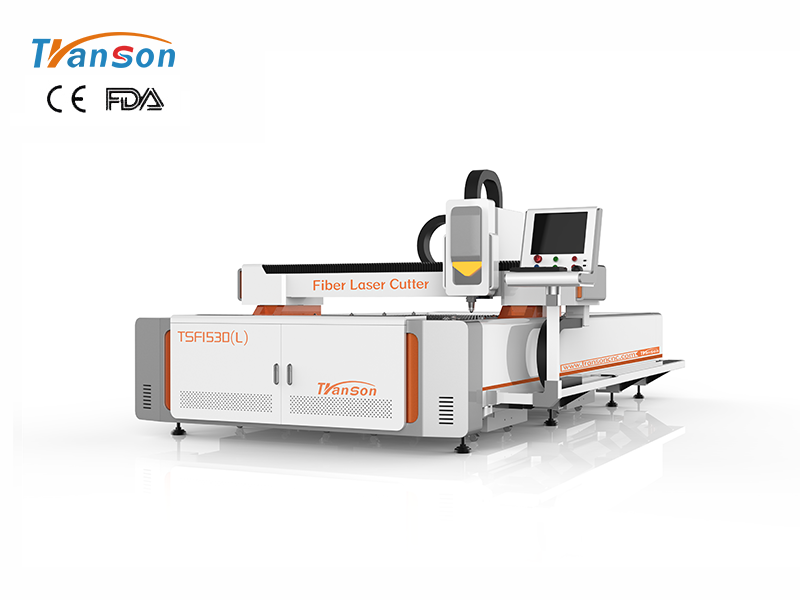 TSF1530(L) 1000W 2000W 3000W Fiber Laser Cutting Machine