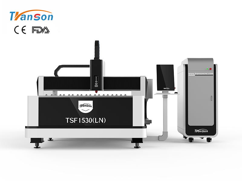 TSF1530(LN) hot selling fiber laser cutting machine for metal