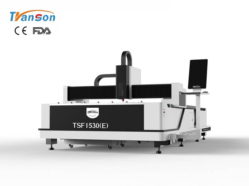 TSF1530(E) cheap fiber laser metal cut machine 1000W 1500W
