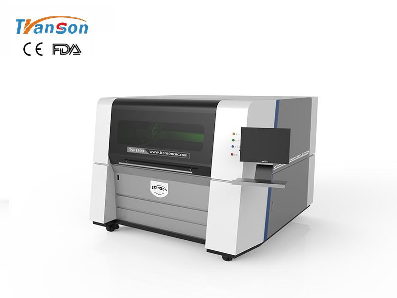 Transon TSF1390 Precision Small Fiber Laser Cutting Machine
