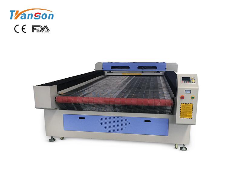 TSF1630 Auto Feed Fabric Laser Cutting Machine