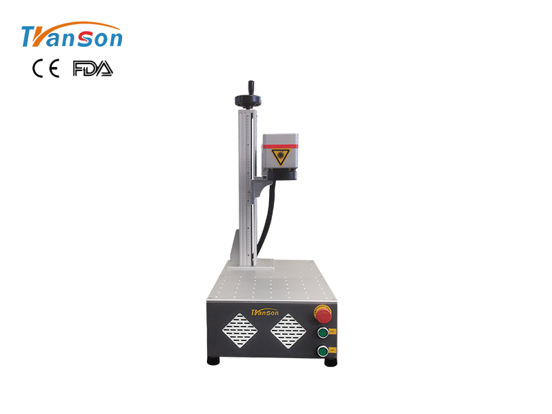 Economical super mini fiber laser marking machine