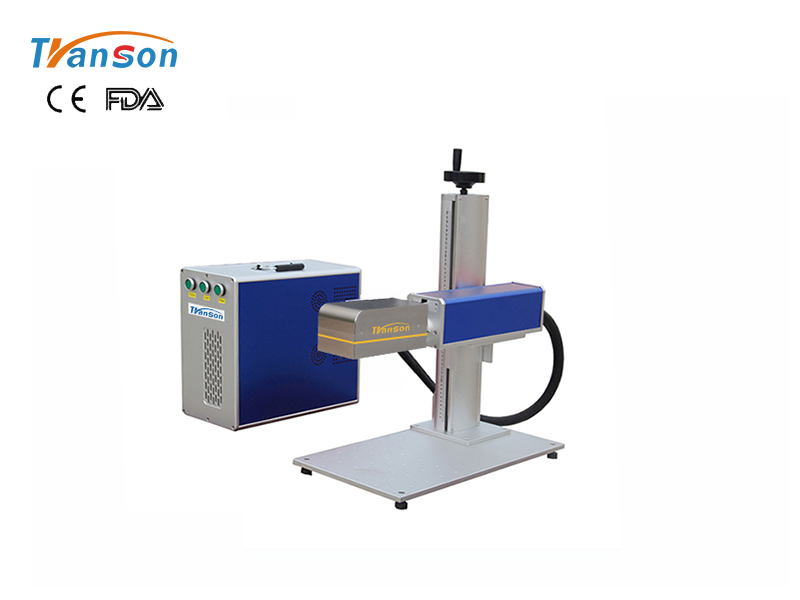 TSF mini 3D fiber marking machine - Dynamic focusing