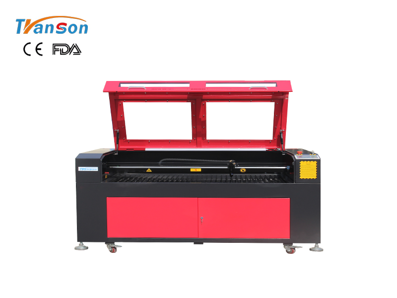 TN1610 CO2 Laser Engraver Cutter For Nonmetal Wood MDF Acrylic Leather