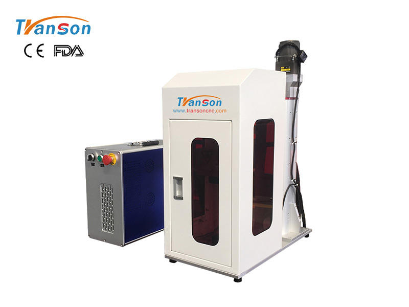 TSF Fiber Laser Marking Machine- Mini Enclosed model