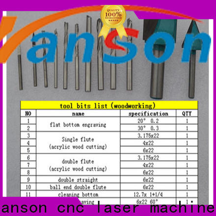 Transon popular cnc router bits odm fast delivery