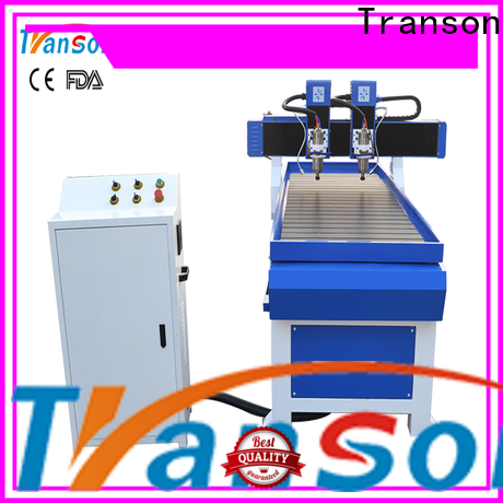 Transon latest industrial cnc router durable for customization