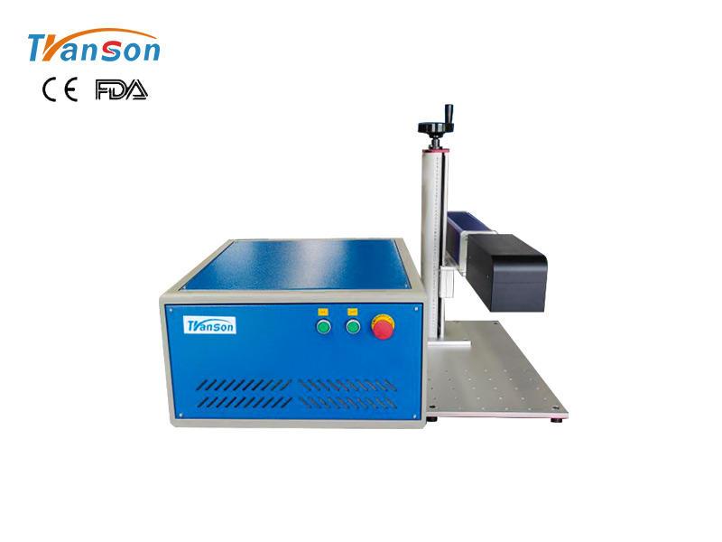 TSF mini 3D fiber marking machine - Dynamic focusing