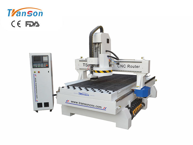 Carousel ATC 3D Woodworking Engraving CNC Router TSW1325HD 9KW HSD