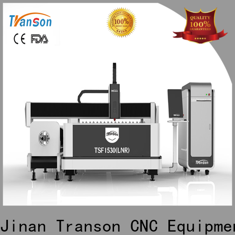 Transon easy installation fiber laser cutter top selling fast delivery