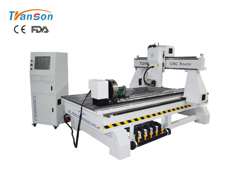 TSW1325 5R high-performance CNC wood router