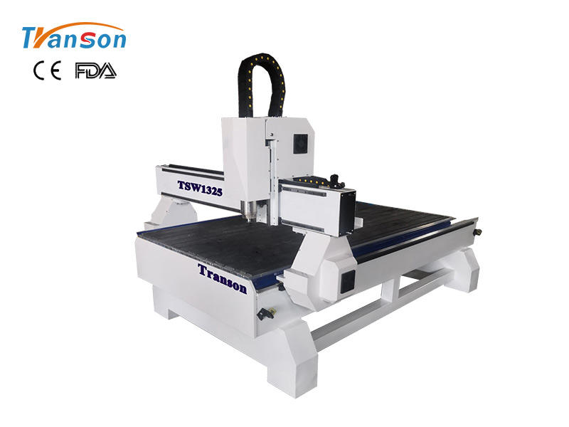 TSW1325B CNC Router with T-slot Aluminum Worktable