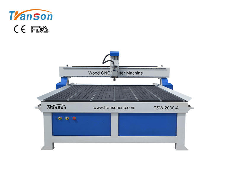Big size CNC Router Transon TSW2030-A TSW2040-A For Wood Plastic