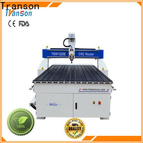 Transon best-selling cnc wood router customization