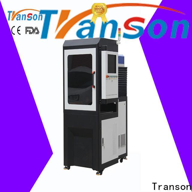 Transon odm co2 laser marking machine high quality advanced technology