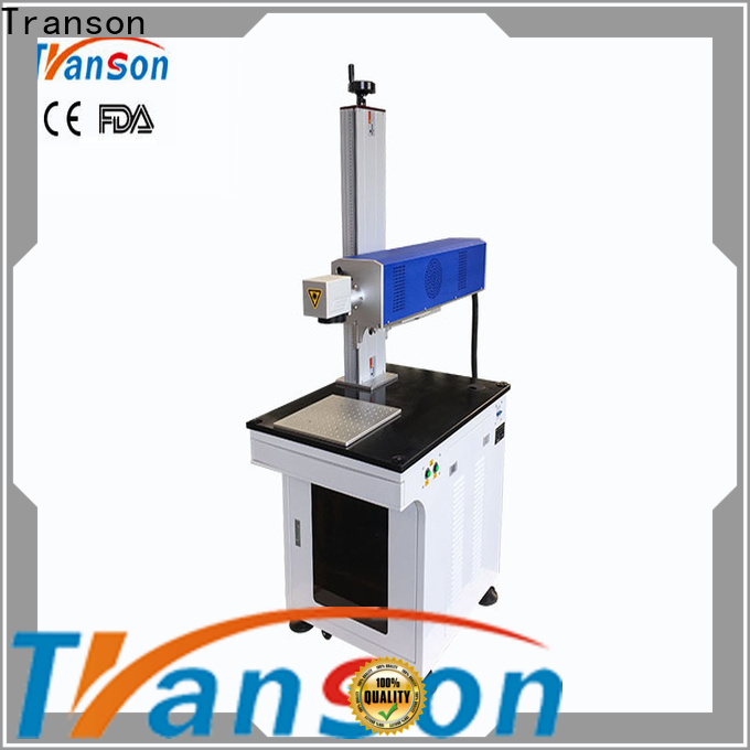 Transon oem laser marker machine high performance fast delivery