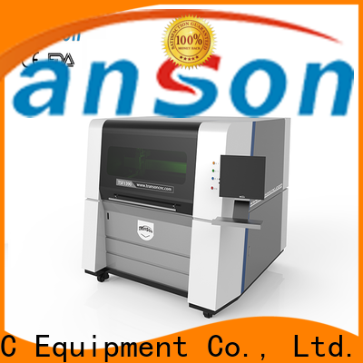 Transon industrial fiber laser cutting machine top selling fast delivery