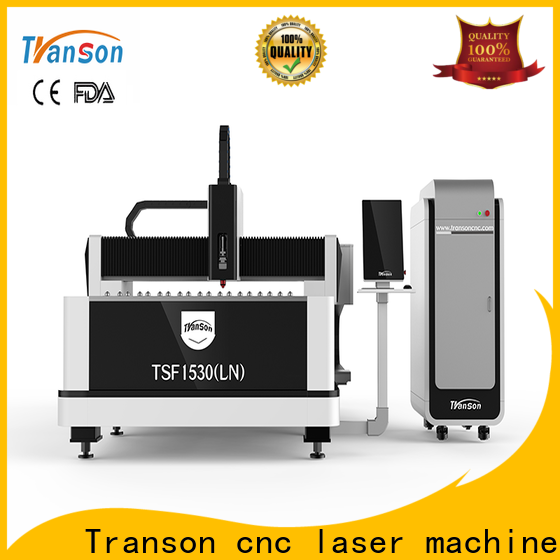 Transon easy installation affordable laser cutter easy-operation customization