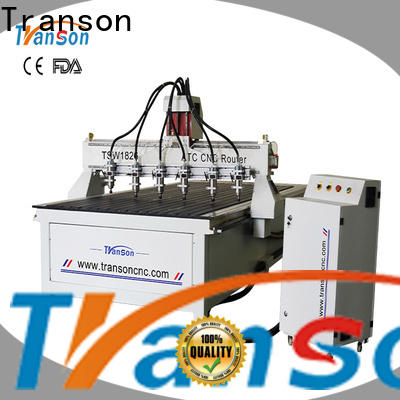 Transon trendy 4 axis cnc router machine durable for wholesale