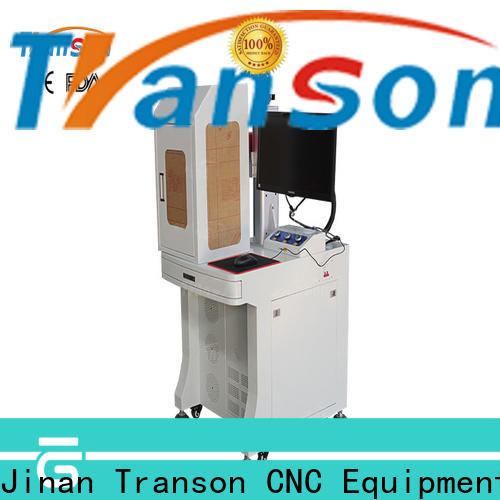 Transon high-precision industrial marking machine stainless steel marking best factory price