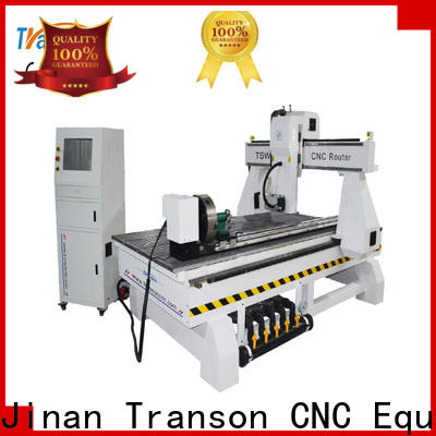 Transon industrial wood cnc router machine custom customization