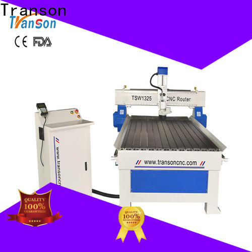 Transon woodworking cnc router custom