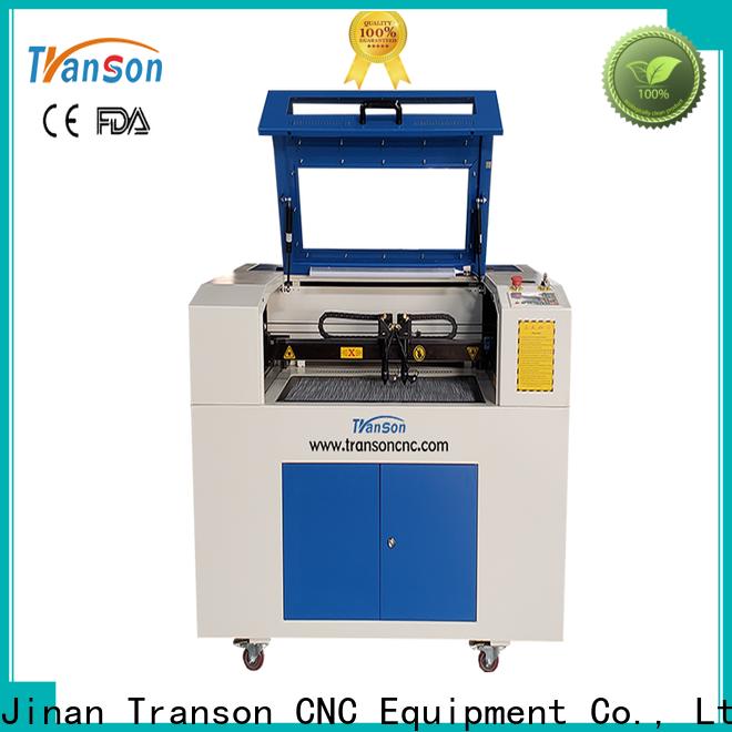 Transon laser engraver cutter popular for sale