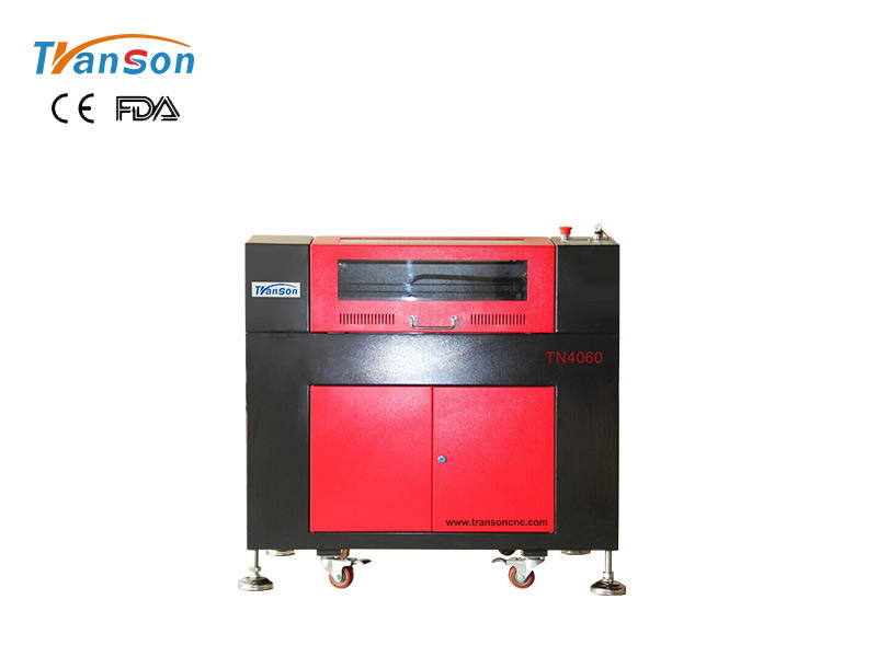 TN4060 CO2 Laser Engraver Cutter For Nonmetal Wood MDF Acrylic Leather
