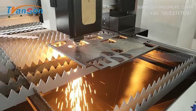 TSF1530(LN) cutting 10mm carbon steel