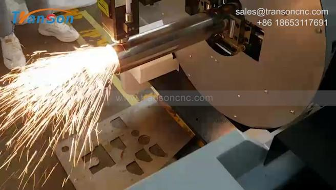 TSF1530(LN) cutting 2mm stainless steel tube