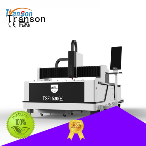 Transon cnc laser cutting machine easy-operation fast delivery