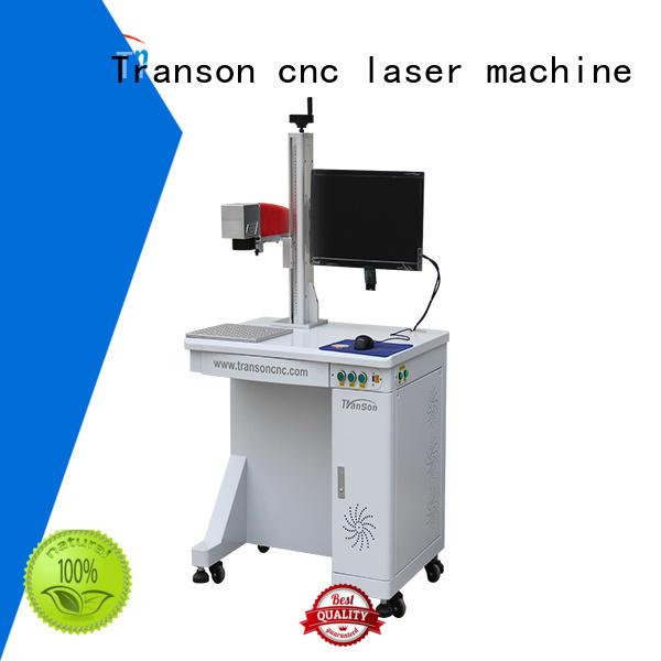 Transon laser marking equipment stainless steel marking