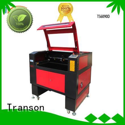 Transon co2 laser cutting machine