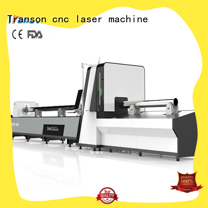 Transon fiber laser cutting machine high performance fast delivery