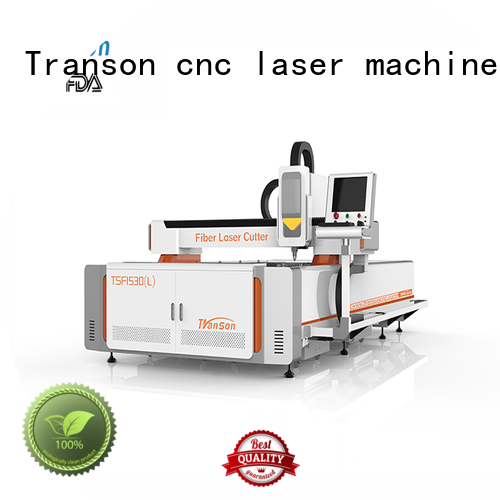 Transon cnc laser cutting machine top selling fast delivery