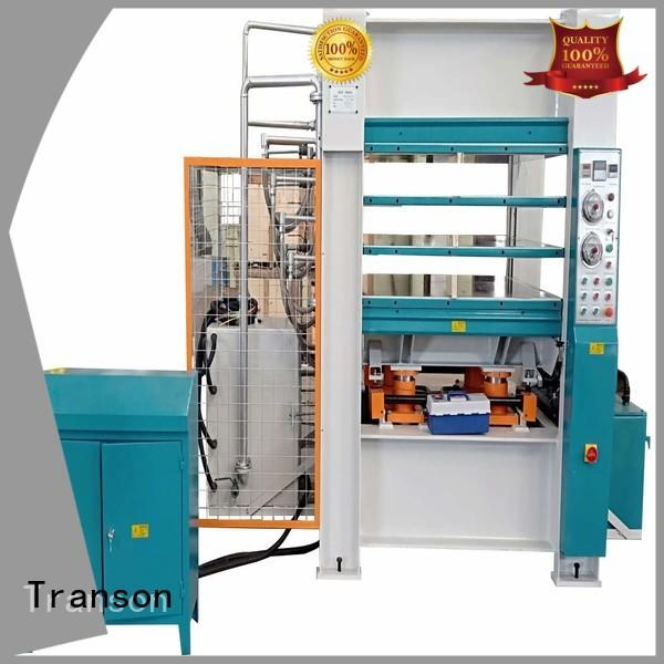 fast delivery hot press machine energy-saving fast-installation