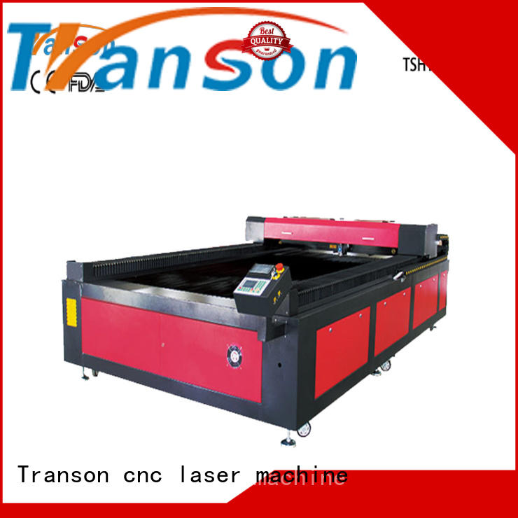 Transon factory price metal laser cutter industrial for sale
