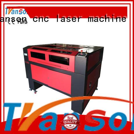 Transon laser engraving cutter customization