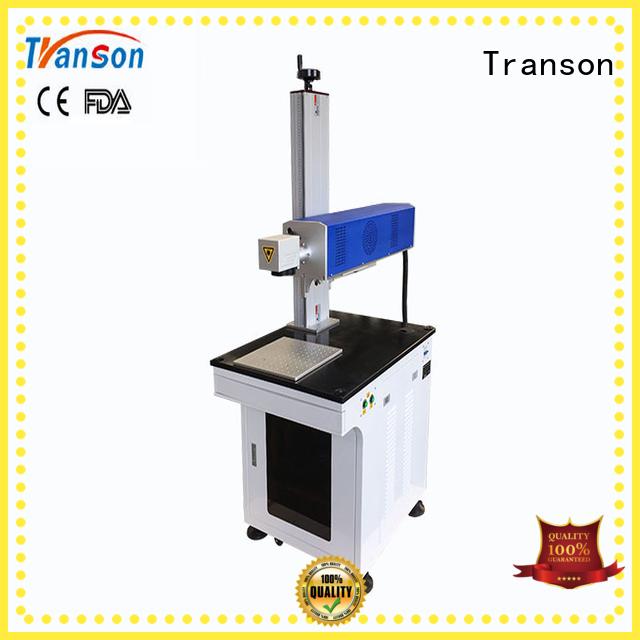 Transon laser marking machine popular fast delivery