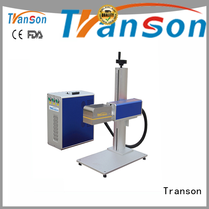Transon high-precision laser marking equipment cnc factory direct supply