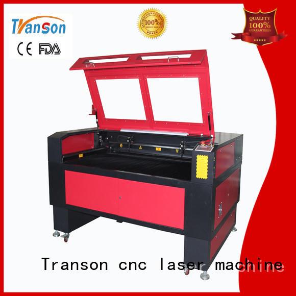 Transon laser engraver cutting machine