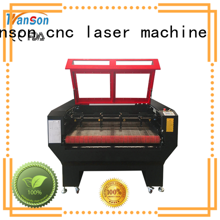 Transon fabric cutting machine high performance fast delivery