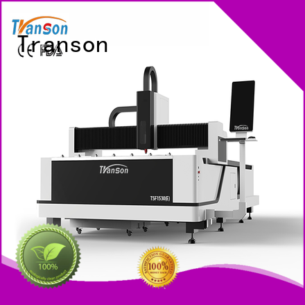 Transon fiber laser cutting machine popular advanced technology