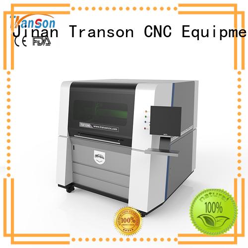 Transon easy installation fiber laser cutter easy-operation factory supply
